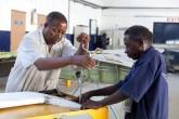 Tanzanair Hanger-Workshop 2009 DSM 371