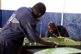 Tanzanair Hanger-Workshop 2009 DSM 376